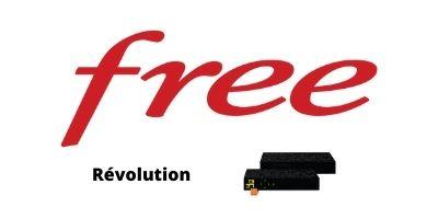 Logo freebox Révolution