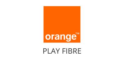 logo orange play fibre