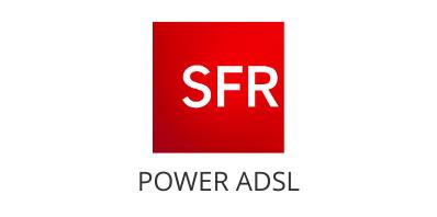 logo sfr power adsl