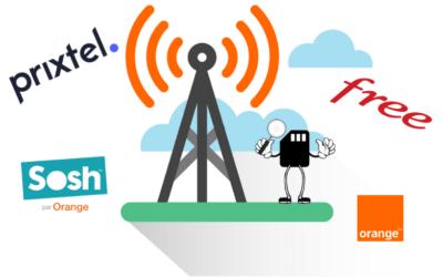 Un forfait mobile à bas prix avec un max de Data sur le réseau Orange !