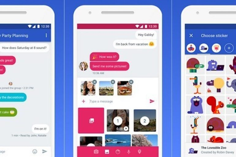 Google a annoncé le lancement du RCS pour remplacer les SMS