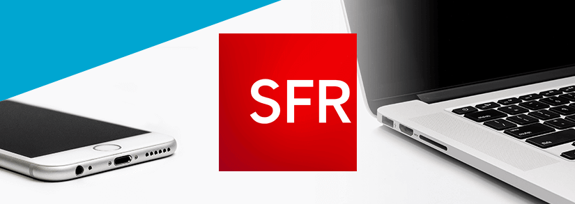 Promo box SFR : une box + un forfait 60 Go pour seulement 10€/mois !