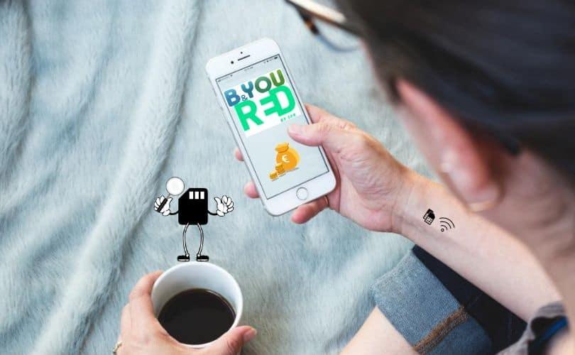 Les 2 meilleurs forfaits mobile en promo de la rentrée : Red vs B&YOU
