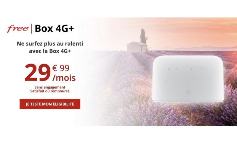 Free lance sa box 4G+