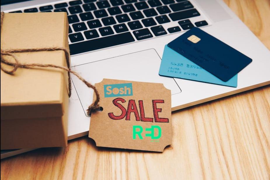 Promotion offre fibre RED et Sosh