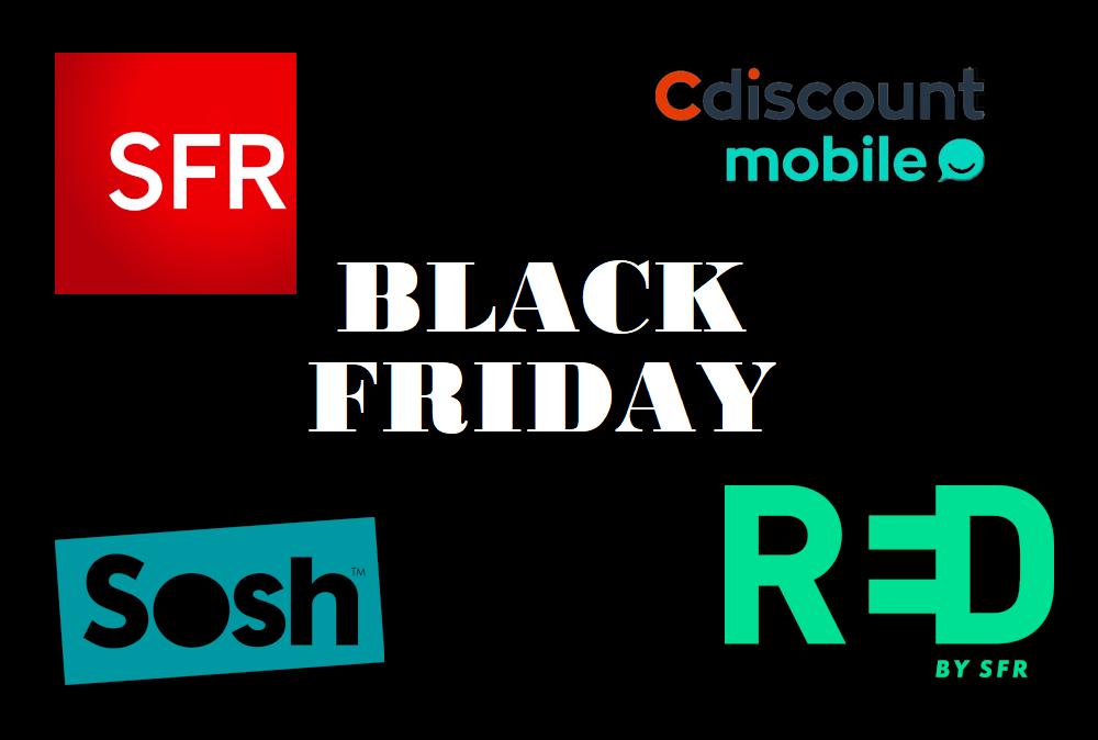 Découvrez les meilleurs forfaits box internet et mobile du Black Friday
