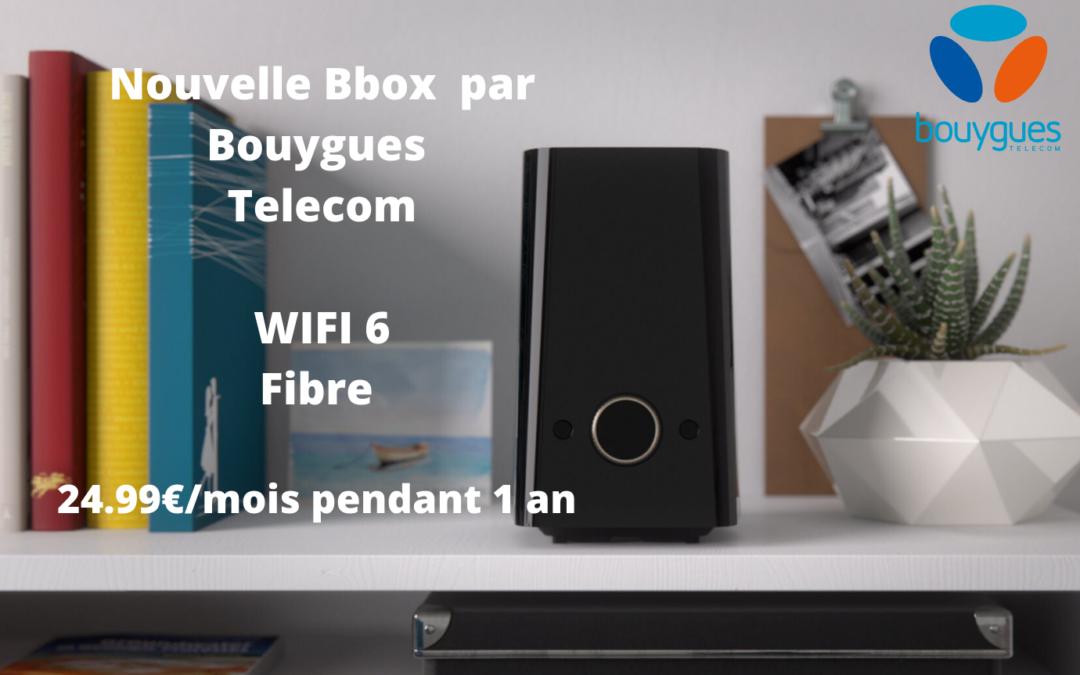 Découvrez la nouvelle Bbox de Bouygues Telecom