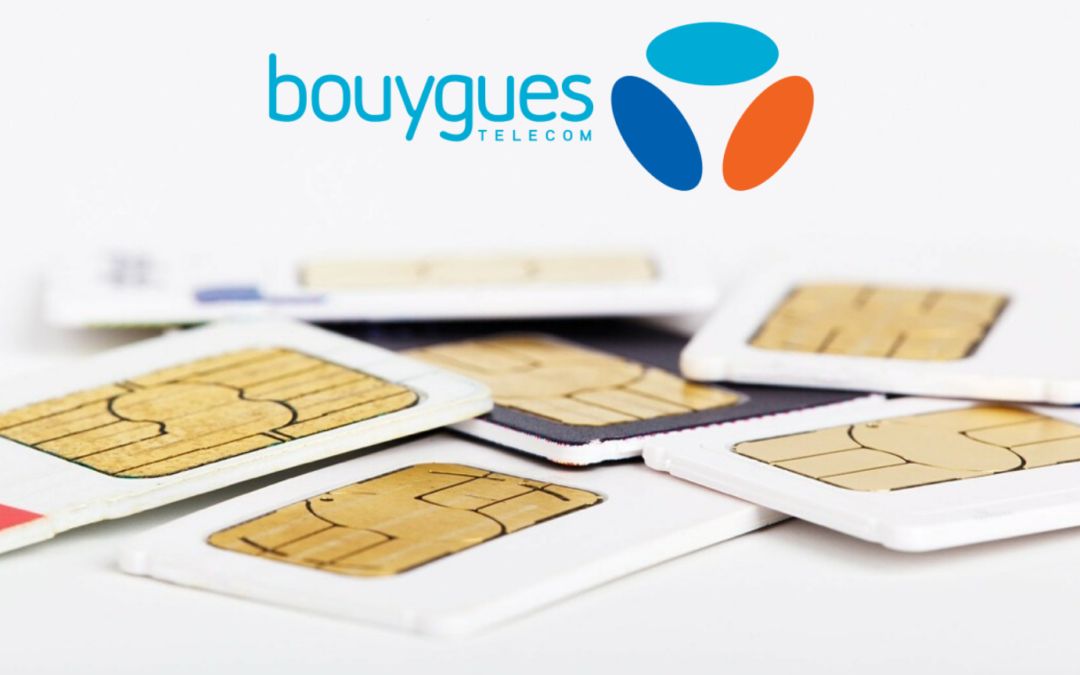 La carte SIM virtuelle eSIM chez Bouygues est bientôt disponible !