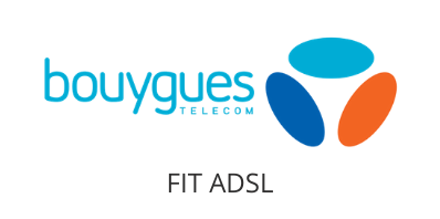 Logo bbox fit ADSL