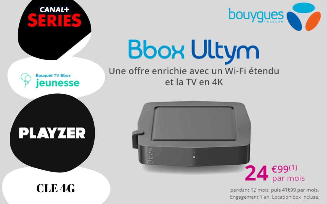 Zoom sur la Bbox Ultym de Bouygues Télécom