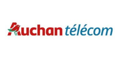 Logo Auchan telecom