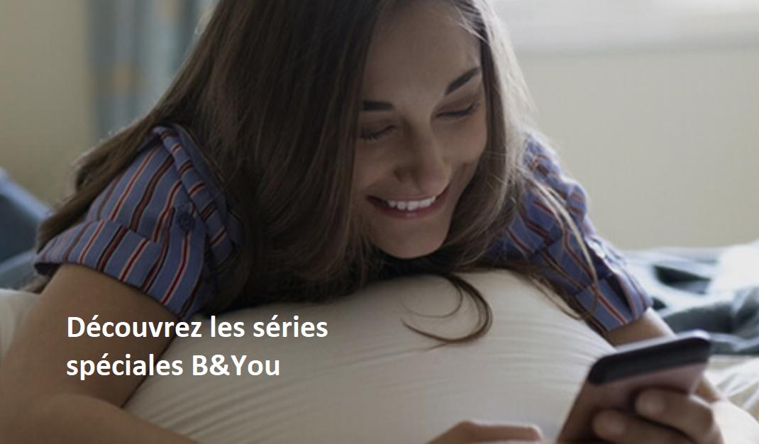 Les forfaits Bouygues B&you : des offres à partir de 4,99€/mois valable à vie