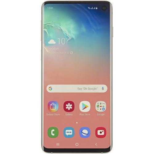 Samsung galaxy s10 vu de face