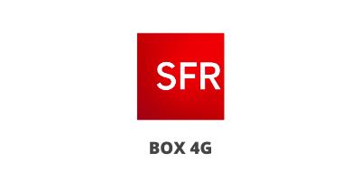 Logo box 4G SFR