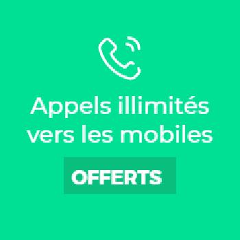 RED by SFR box appels illimités mobile