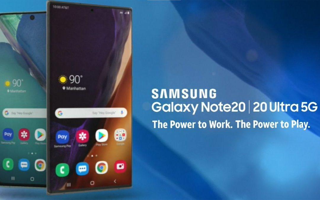 Sortie du nouveau Samsung Galaxy Note 20 : tout ce qu'il faut savoir sur ce smartphone