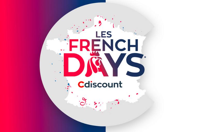 Les French Days Cdiscount Mobile et son forfait 200 Go à 9,99€/mois