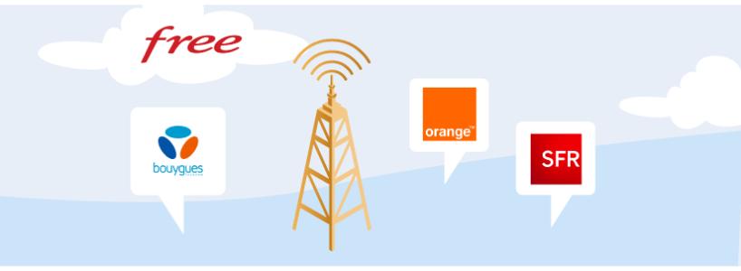 couverture réseau 4G