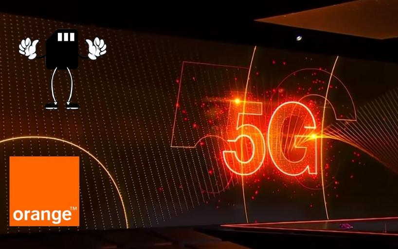 Les forfaits 5G Orange ont fuités avant leur lancement officiel