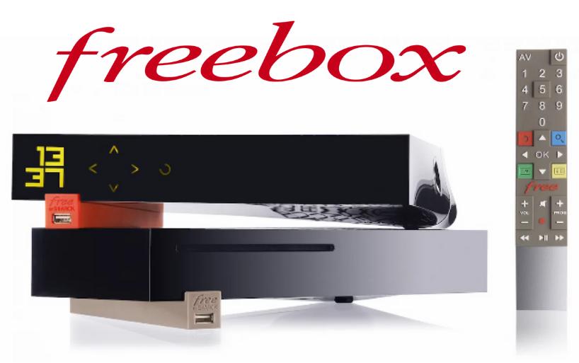 La Freebox Révolution fibre à 19,99€ par mois pendant 1 an