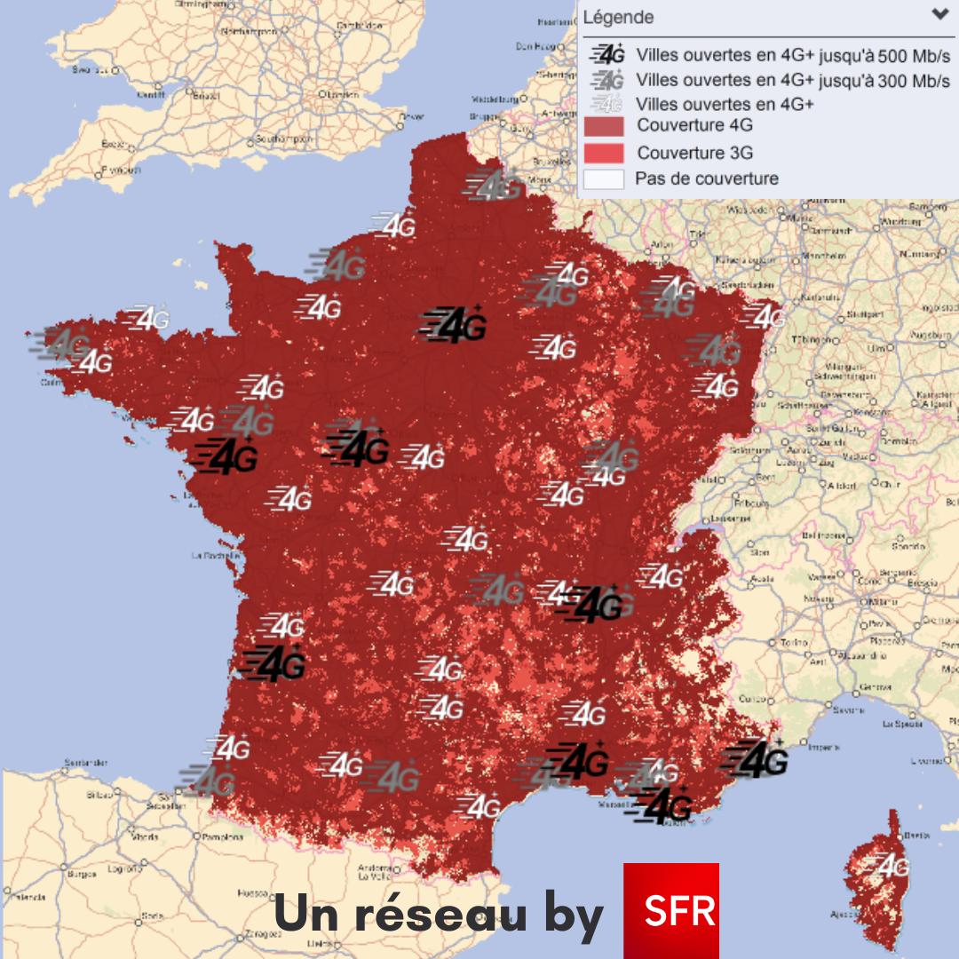 Un réseau by SFR