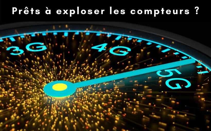 L'arrivée de la 5G en France : découvrez la date officielle de mise en service.