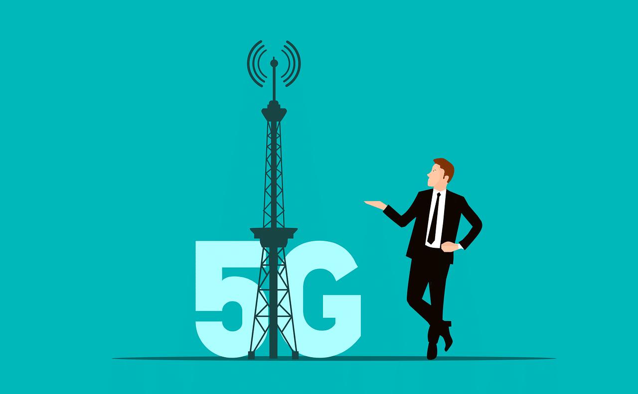 une antenne 5G