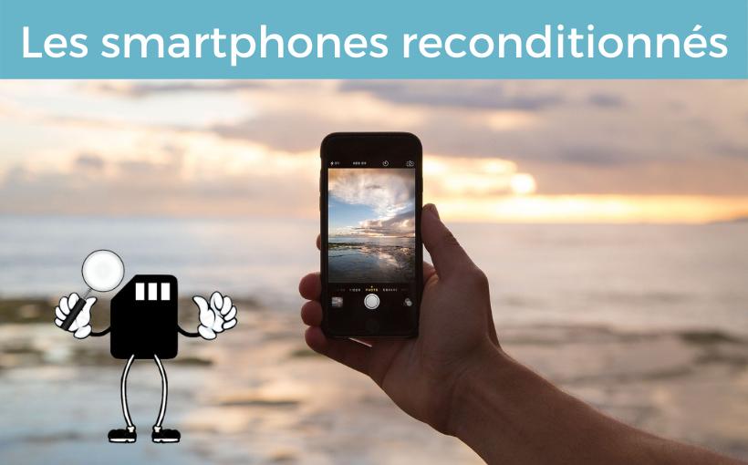 Quel site de produits reconditionnés pour acheter un smartphone ?
