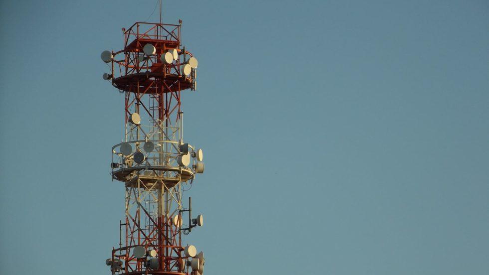 une antenne relai mobile