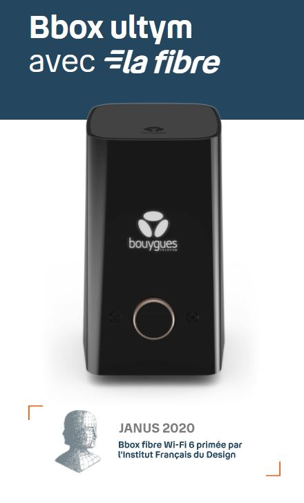 design de la bbox ultym