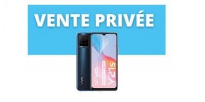 Logo Ventes Privée Vivo Y21s