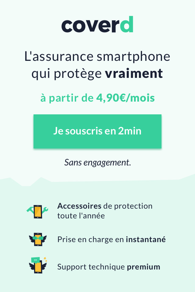 assurance pour smartphone coverd