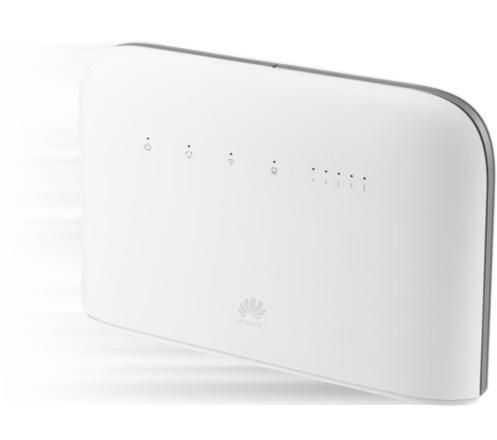 La box 4G Free de côté