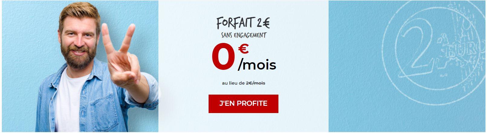 forfait mobile gratuit de Free