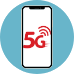 Le réseau mobile free