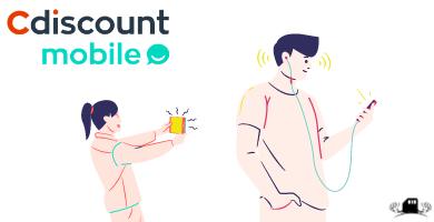 Le réseau Cdiscount mobile