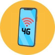 Forfait 4G pas cher