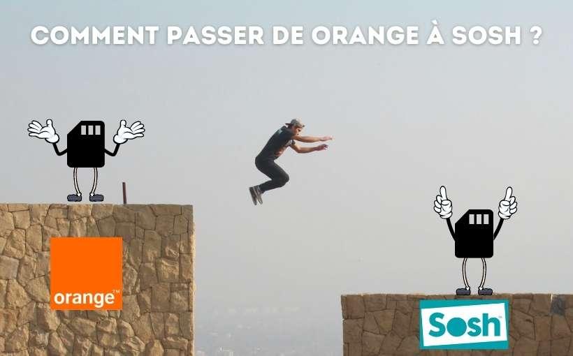 Comment passer de Orange à Sosh ? Le guide ultime