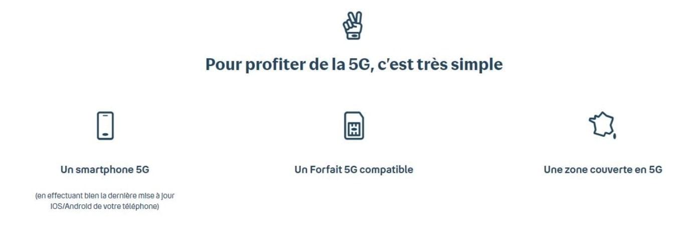 Les avantages de la 5G de NRJ mobile