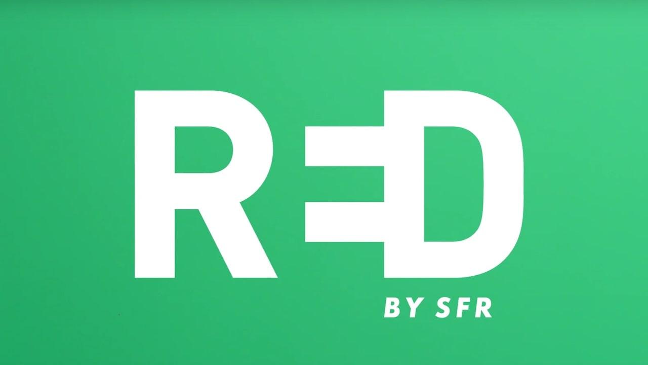 Logo red by SFR