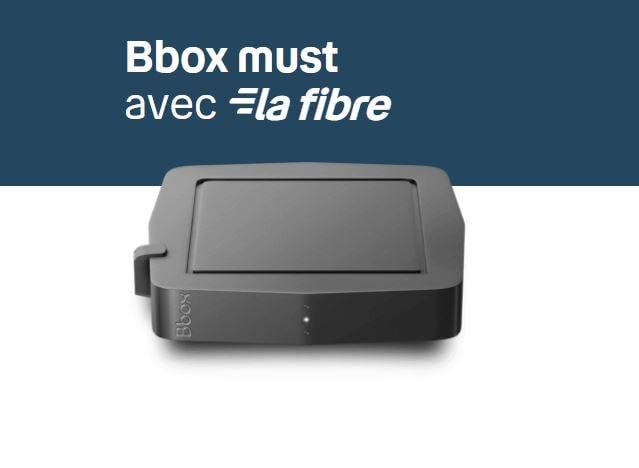 Box pas cher Bouygues Télécom bbox must