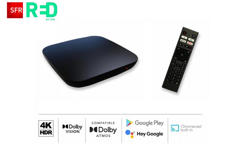 Présentation du tout nouveau décodeur Connect TV de SFR