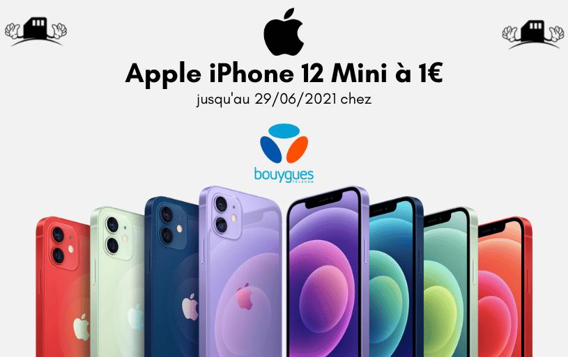 Apple promo iPhone 12 mini