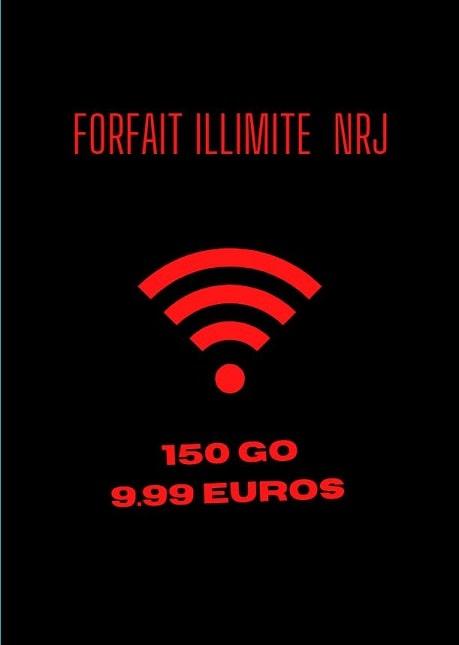 forfait internet illimité 100 Go