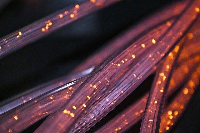 illustration fibre optique