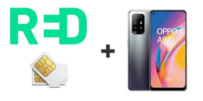 Logo red deal oppo A94 5G